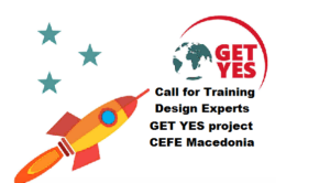 Call for training design experts